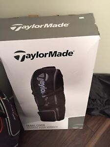 Brand new in box TaylorMade golf travel bag. $200 new