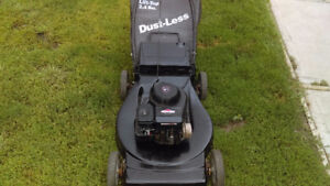 3.5 rearbag craftsman lawnmower