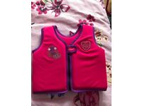 Speedo swimming vest Age 2-4 years