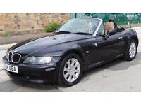 2000 X BMW Z3 1.9 CONVERTIBLE MOT 06/18 (CHEAPER PART EX WELCOME)