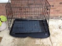 Dog cage and boot liner for Citreon Picasso C3