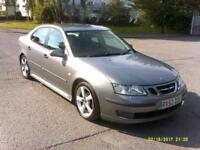 2003 SAAB 9-3 2.2 VECTOR TID 4 DOOR SALOON 2 KEYS LEATHER CRUISE PX