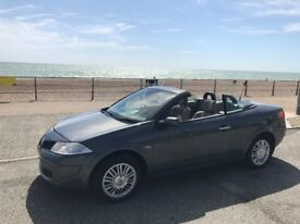CONVERTIBLE RENAULT MEGANE KARMANN 1.9 CDI, AUTOMATIC, VERY RARE MODEL, EXCELLENT CONDition