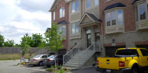 Furnished townhouse near downtown Kitchener for rent