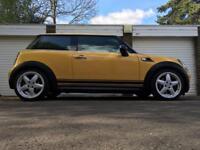 Mini One R56 mellow yellow 2007