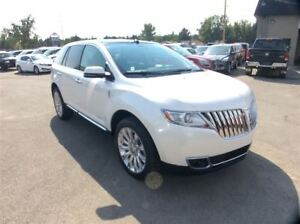 2013 Lincoln MKX LIMITED EDITION/ AWD / NAV. / DUAL ROOF