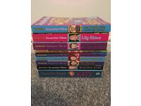 9 Jacqueline Wilson Books - Children's Books