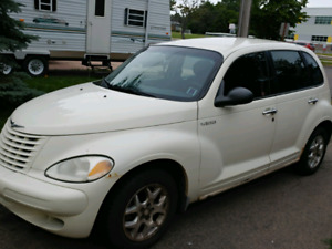 2005 PT Cruiser, newly inspected