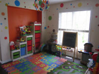 Home Daycare in Millpond(Hespeler) - Infant spot available