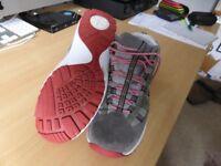 Pair of woman's Josef Seibel hiking boots