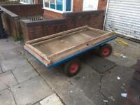 Heavy duty trolly commercial quality great to have