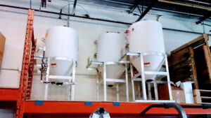 Brewing tanks 55Gallon