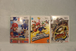 Wii Mario Sports Bundle
