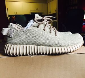 UA Yeezy Boost 350 Oxford Tan