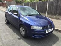 FIAT STILO 1.4 ACTIVE 2005 REGISTERED LONG MOT