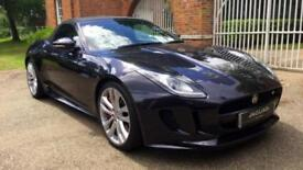 2016 Jaguar F-TYPE 3.0 Supercharged V6 S 2dr Automatic Petrol Convertible