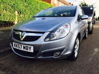 2008 VAUXHALL CORSA 1.2 SXI LOW MILEAGE SMOOTH DRIVE