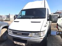 Iveco daily tipper wanted!!!