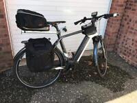 Kalkhoff Integrale i11 speed electric bike 55cm frame
