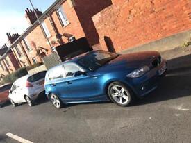 BMW 1 series 118D 2.0 litre