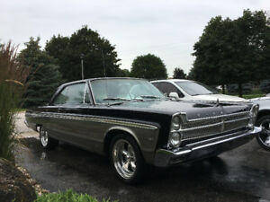 1965 Plymouth Fury II 383