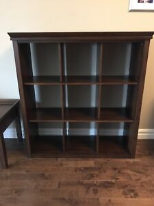 Bookcase/Display Shelving