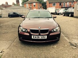 BMW 320d full service history