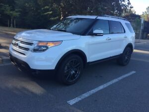 2014 Ford Explorer Limited FULLY LOADED AWD! LOADED WITH LUXURY,