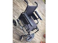 Invacare Action 2000 wheelchair