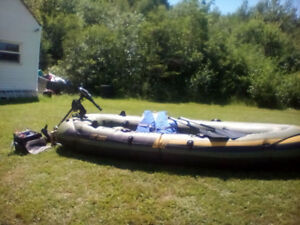 12 foot Sevylor  boat