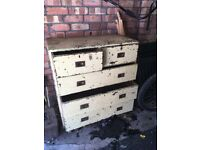 Chest of draws for renovation project