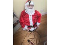 Karaoke Santa