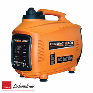 Generac 800w Digital Inverter Generator - NOW $399.99