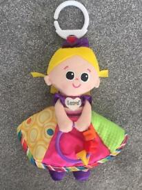 Lamaze Princess Sophie Lamaze Fairy set of two pram toys