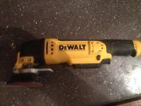 Dewalt multi tool 240v