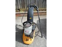 JCB petrol pressure washer