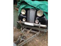 Classic car project
