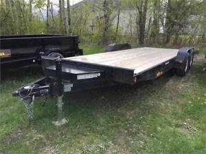 Used 2016 Midsota CT 8220 Trailer