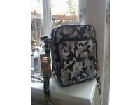 Zoom Camouflage Sports Insulated Lunch Bag