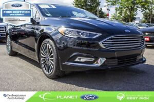 2017 Ford Fusion SE|2.0L|AWD|ROOF|NAVI|FORD CERTIFIED