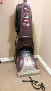 Bissel proheat turbo X2  only used twice