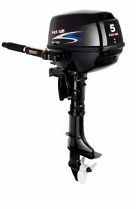 New Parsun 5HP Outboards