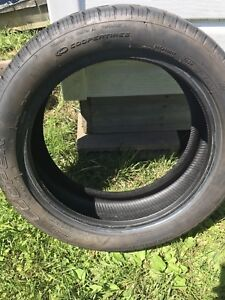 (1) Cooper tire 205/50/17