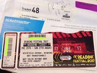 Reading Festival Weekend Ticket - Offers