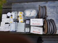 Electrical Wiring Accessories - Job Lot