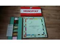 Vintage 1970's Monopoly