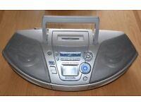 Panasonic RX-ES20 Stereo CD Player- Ghetto Blaster