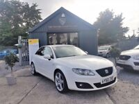 SEAT Exeo 2.0 CR SPORT TECH 143PS (white) 2010