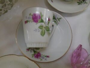 Cups and Saucers From estate for sale