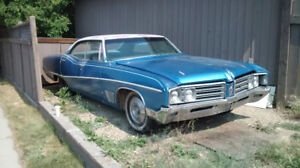 1968 Buick Wildcat 4 door Hardtop Custom MUST GO SOON!!